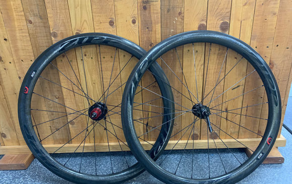 Zipp 303 Firecrest Disc wheels