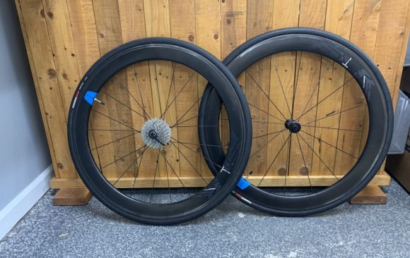 Giant SLR 0 Wheelset